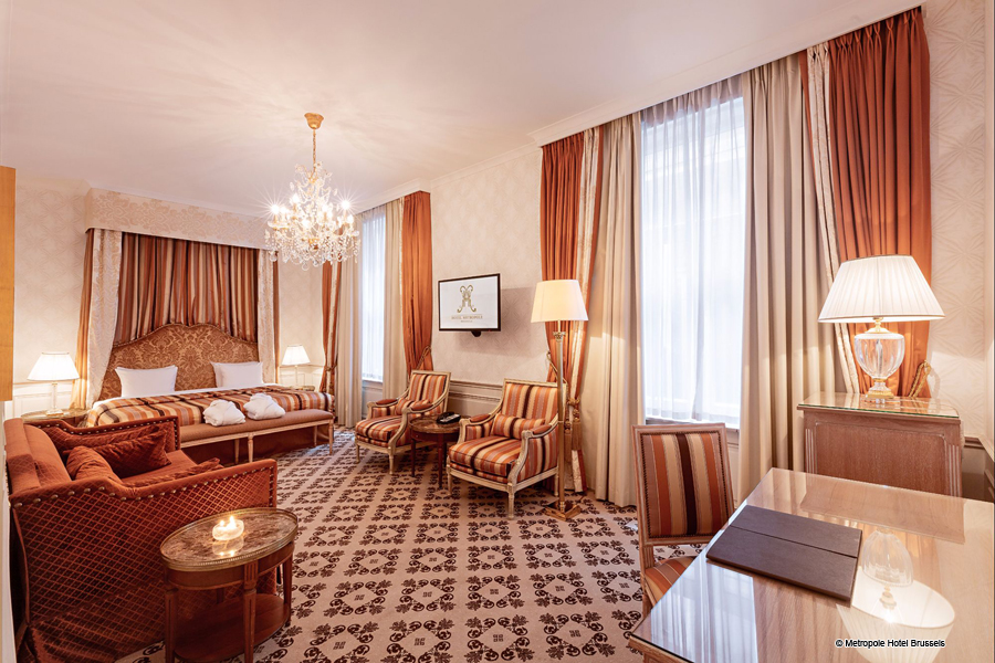 Luxury Hotel Hotels Five Star 5 Dlw Official Site Brüssel Brussels